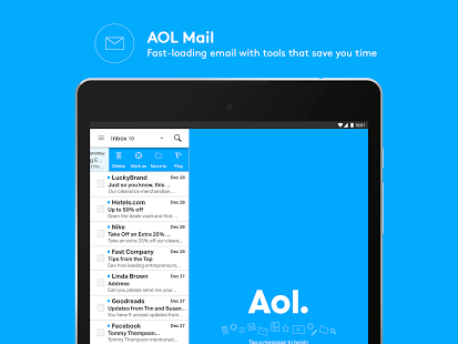 how to get an aol email account